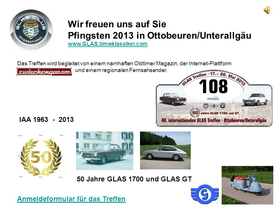 Pfingsten 2013 in Ottobeuren/Unterallgäu