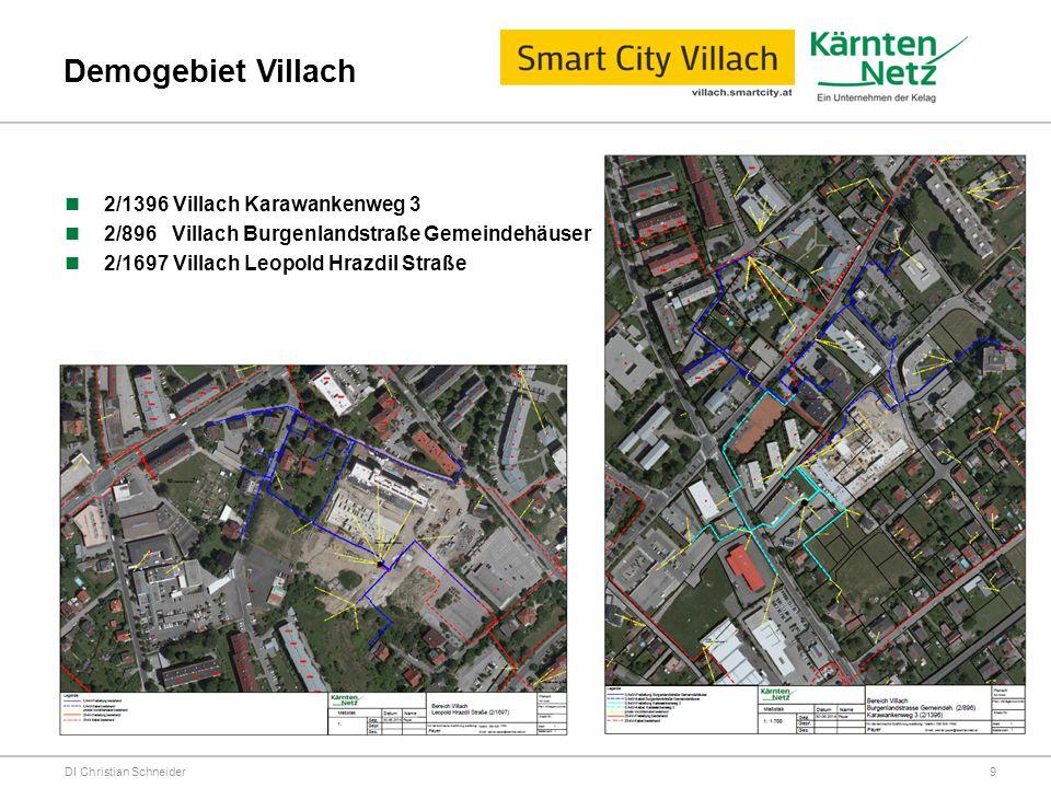 Demogebiet Villach 2/1396 Villach Karawankenweg 3