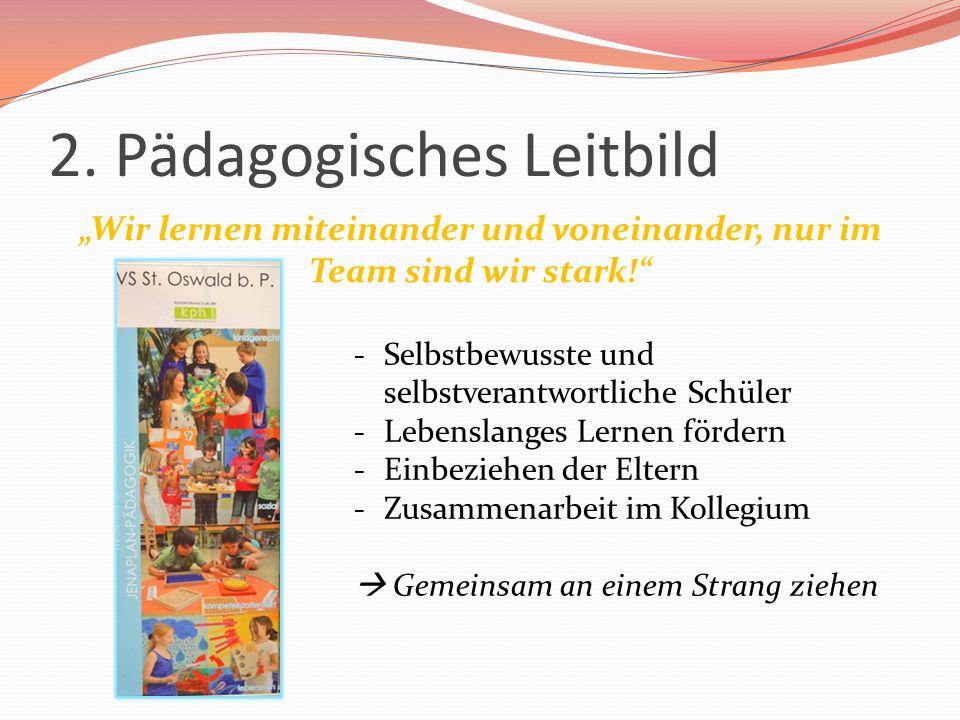 2. Pädagogisches Leitbild