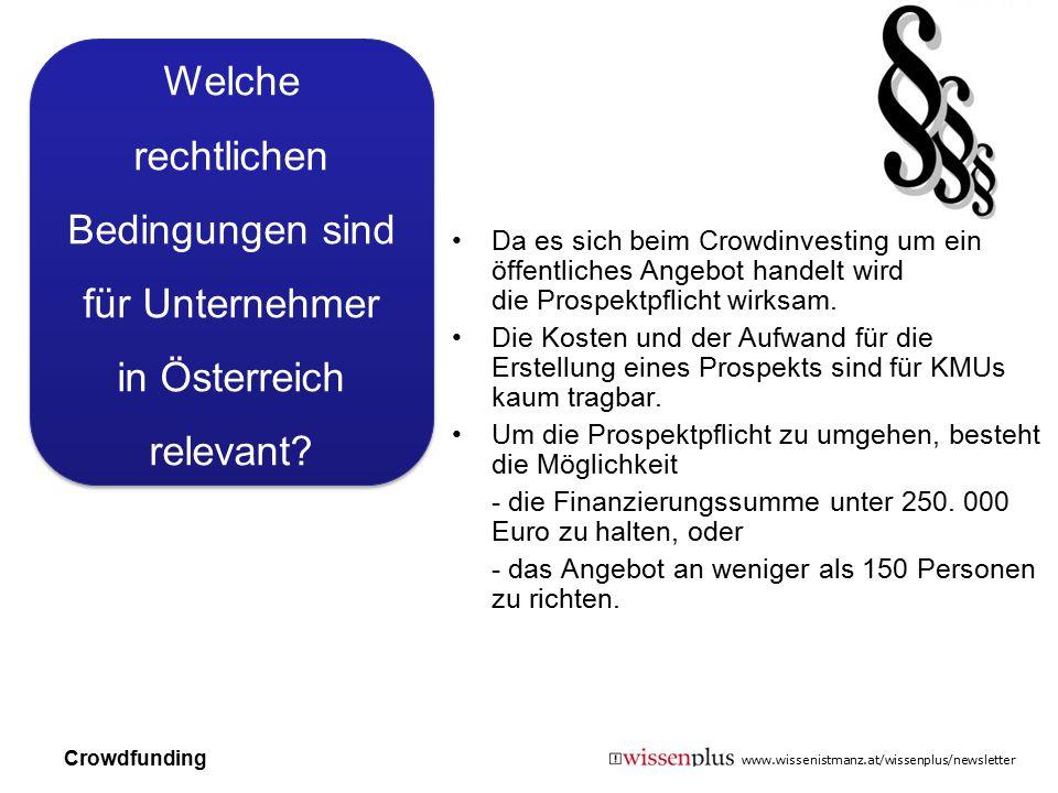 Welche rechtlichen Bedingungen sind für Unternehmer in Österreich relevant