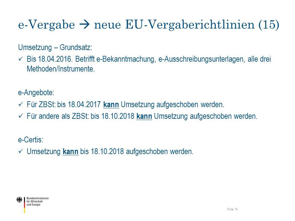 e-Vergabe  neue EU-Vergaberichtlinien (15)