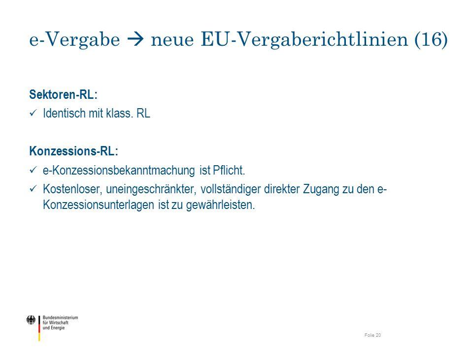 e-Vergabe  neue EU-Vergaberichtlinien (16)