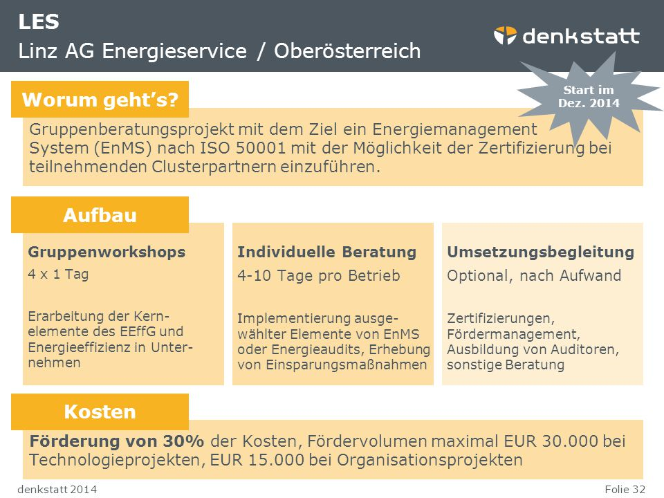 LES Linz AG Energieservice / Oberösterreich