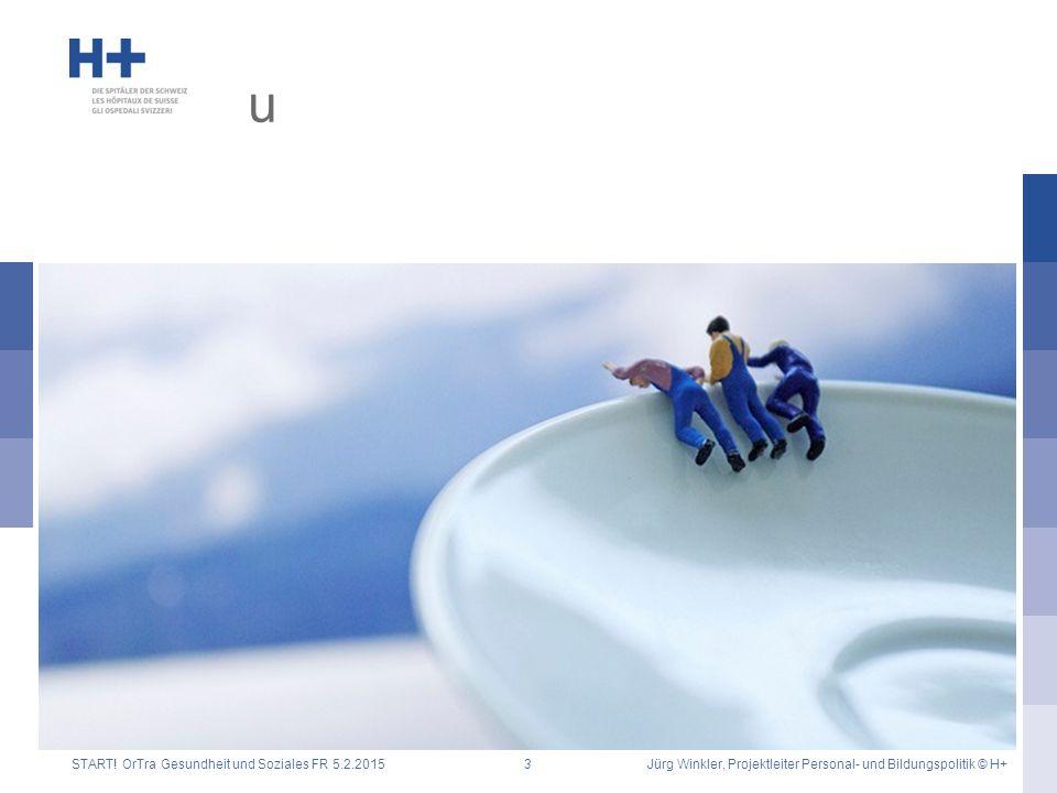 u START! OrTra Gesundheit und Soziales FR 5.2.2015