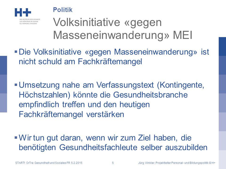 Volksinitiative «gegen Masseneinwanderung» MEI