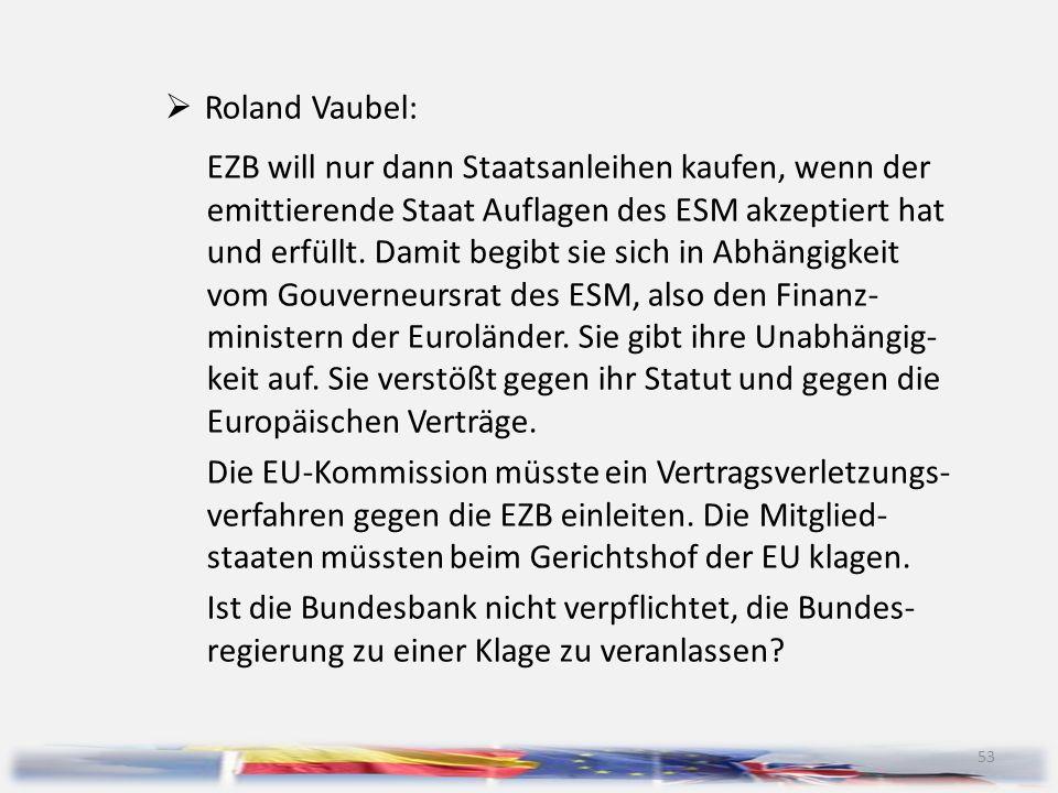 Roland Vaubel: