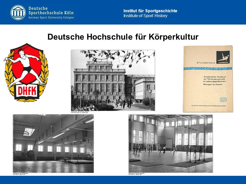 Deutsche Hochschule für Körperkultur