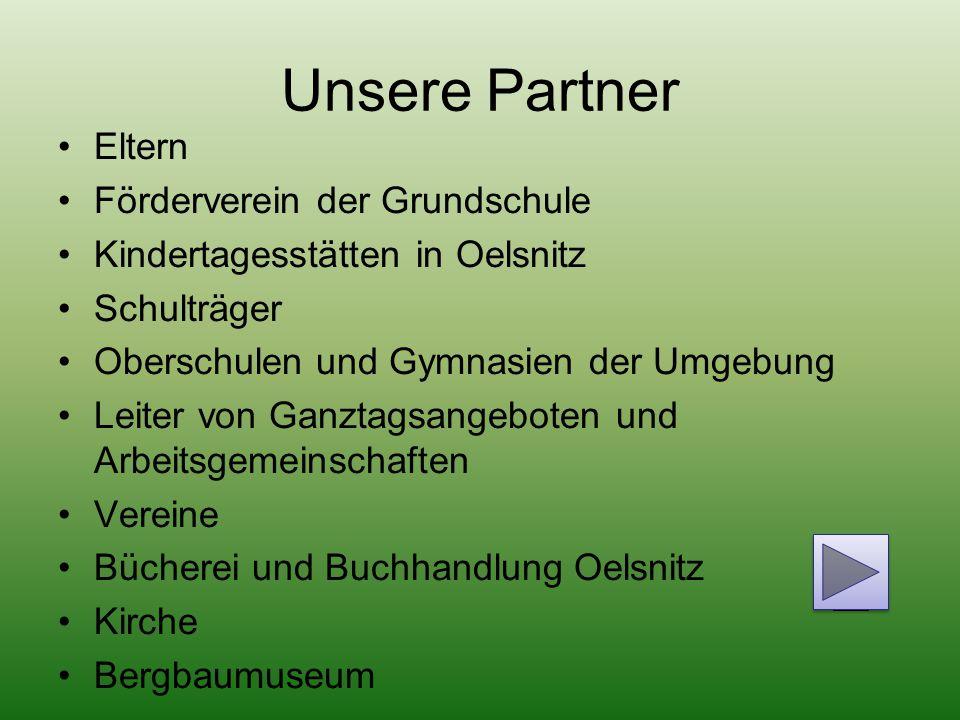 Unsere Partner Eltern Förderverein der Grundschule