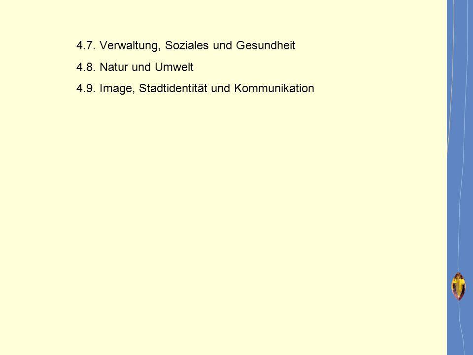 4.7. Verwaltung, Soziales und Gesundheit