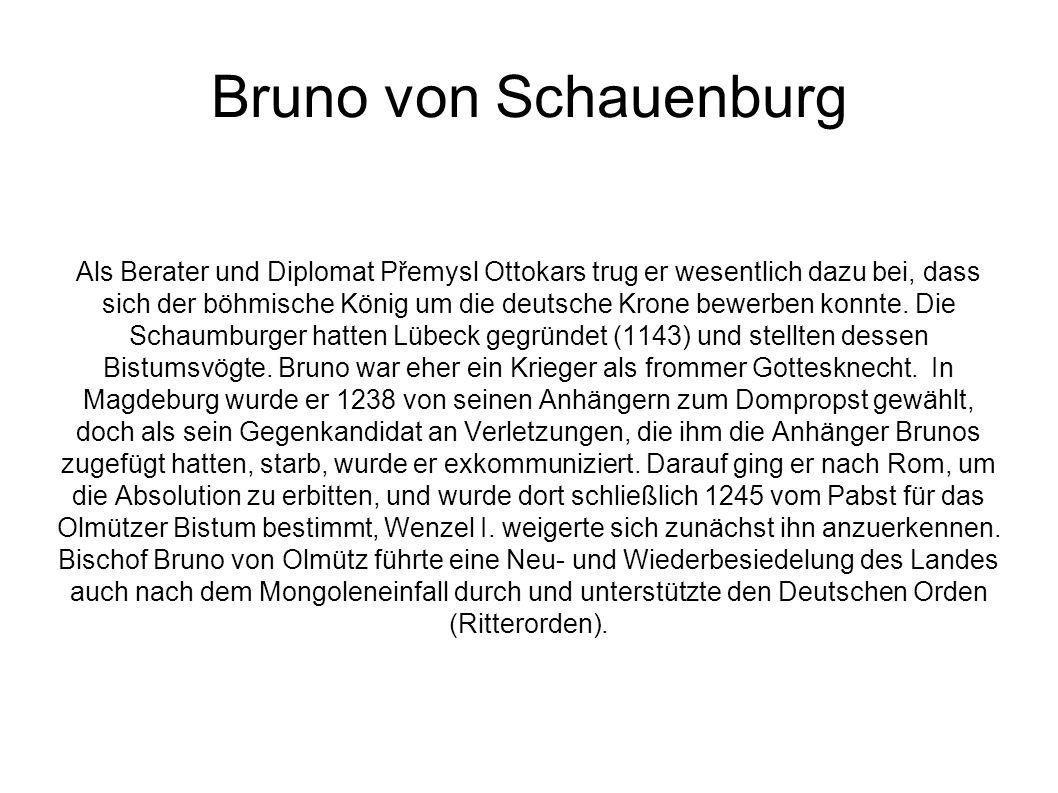 Bruno von Schauenburg