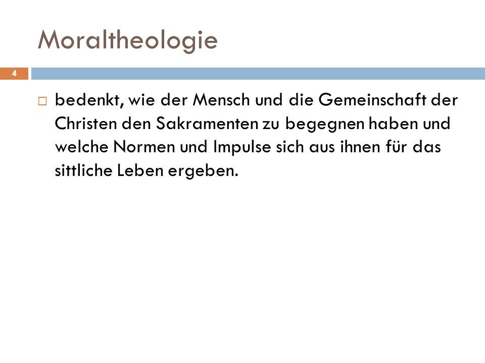 Moraltheologie