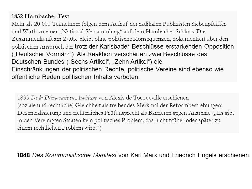 1832 Hambacher Fest