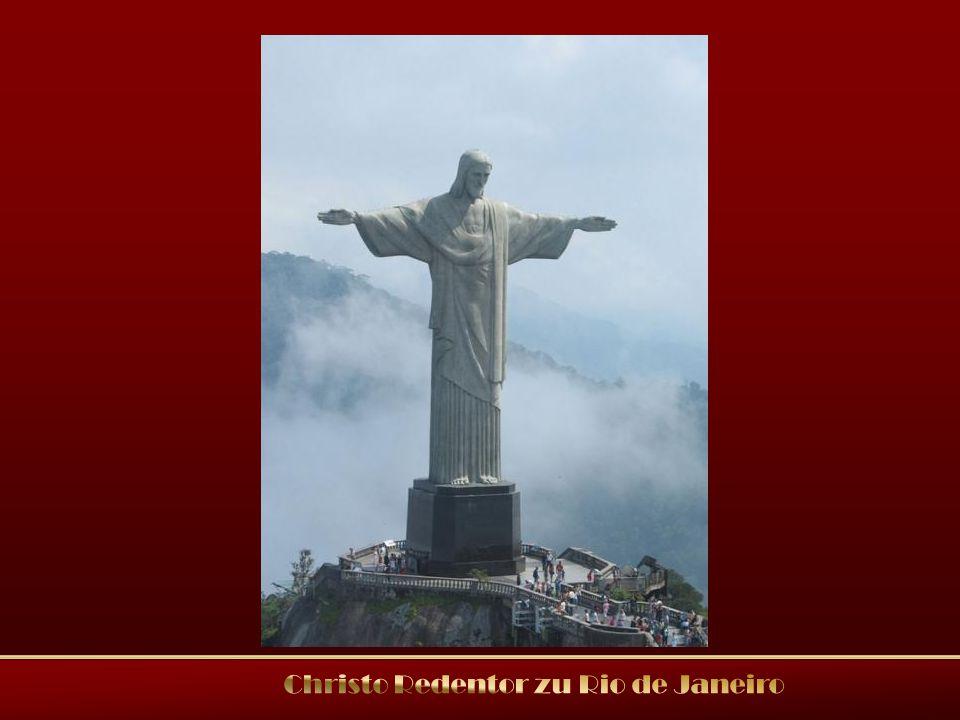 Christo Redentor zu Rio de Janeiro