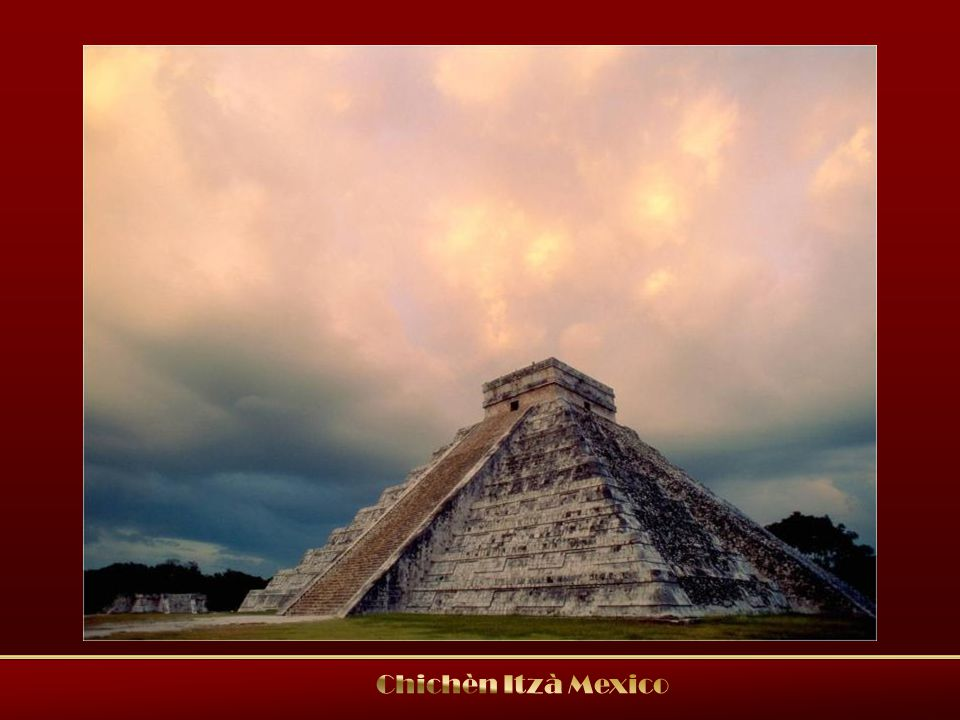 Chichèn Itzà Mexico