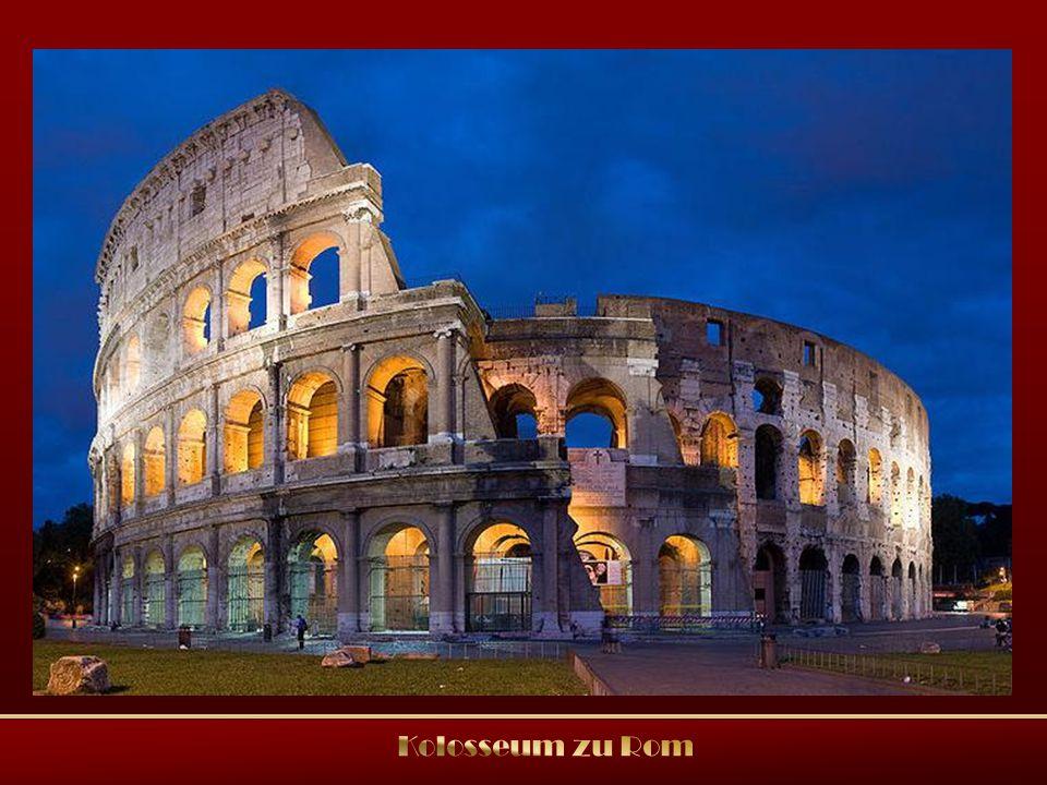 Kolosseum zu Rom