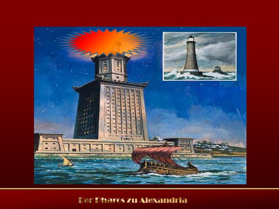 Der Pharos zu Alexandria