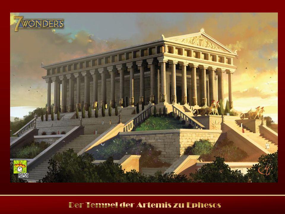 Der Tempel der Artemis zu Ephesos