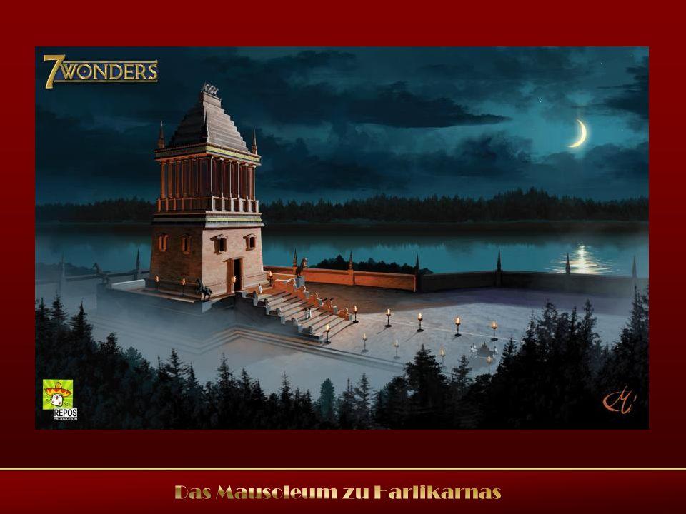 Das Mausoleum zu Harlikarnas