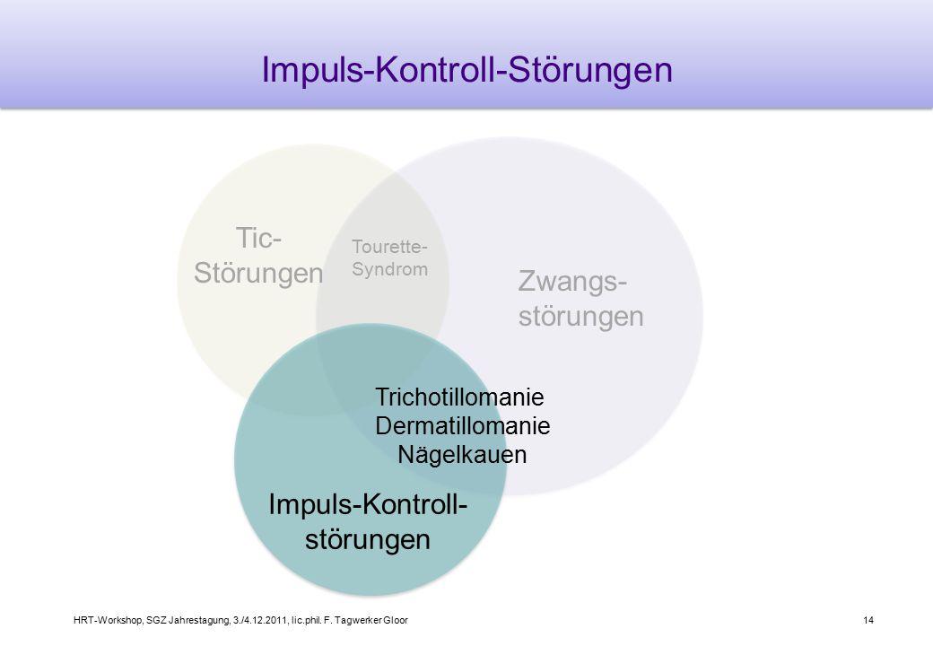 Impuls-Kontroll-Störungen