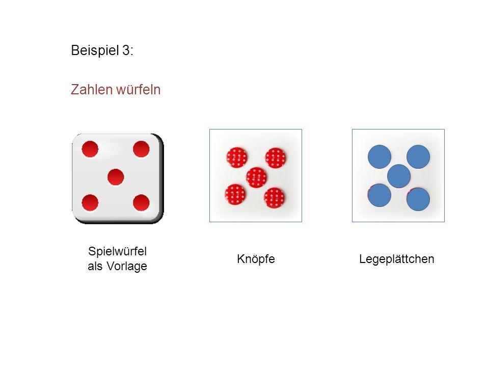 Beispiel 3: Zahlen würfeln