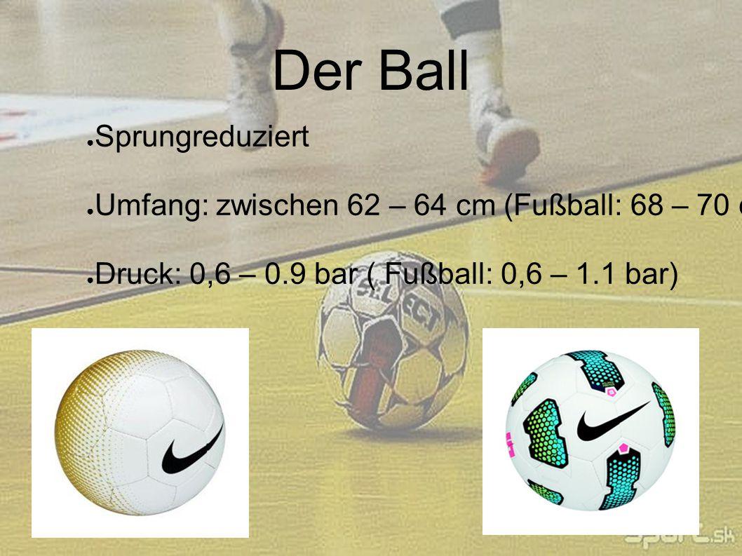 Der Ball Sprungreduziert