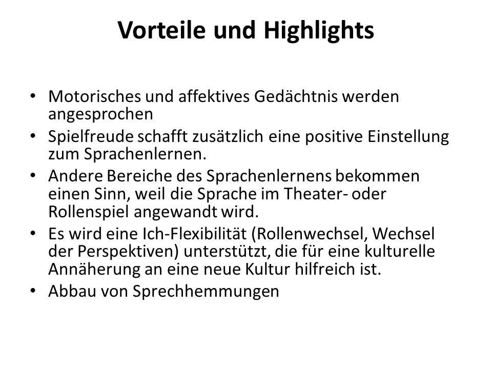 Vorteile und Highlights