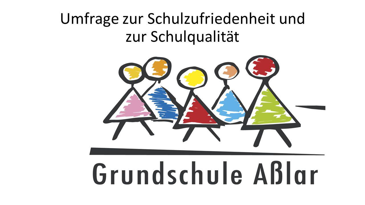 Umfrage zur Schulzufriedenheit und zur Schulqualität