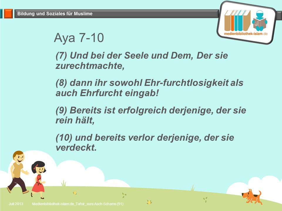 Aya 7-10