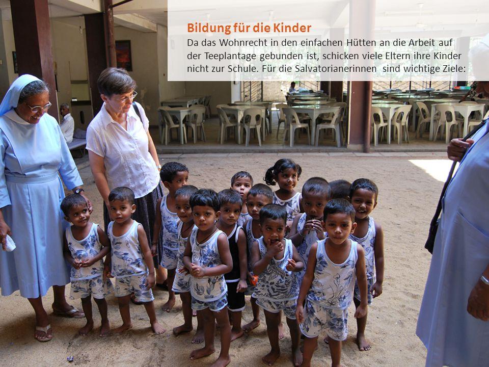 Bildung für die Kinder