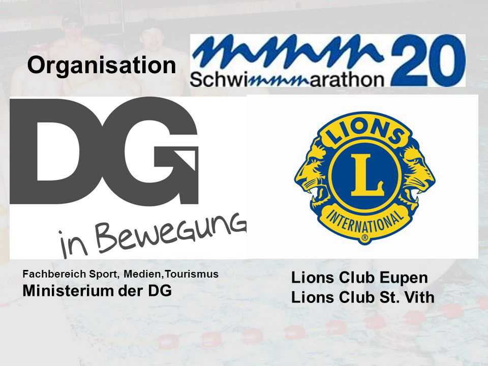 Organisation Lions Club Eupen Lions Club St. Vith