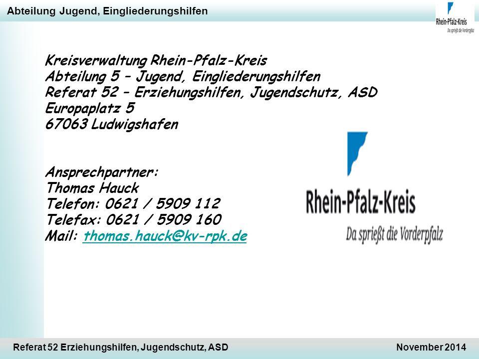Kreisverwaltung Rhein-Pfalz-Kreis