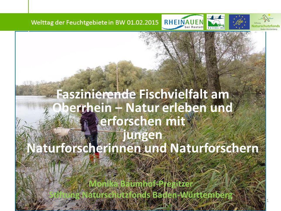 Monika Baumhof-Pregitzer Stiftung Naturschutzfonds Baden-Württemberg
