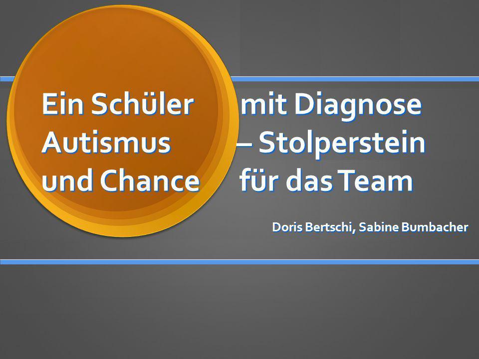 Doris Bertschi, Sabine Bumbacher
