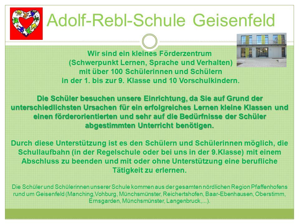 Adolf-Rebl-Schule Geisenfeld