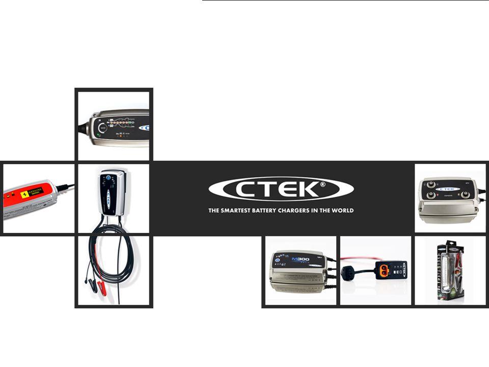 CTEK D250S DUAL CTEK SmartPass Eine revolutionäre Lösung für duale 12 V-Batteriesysteme