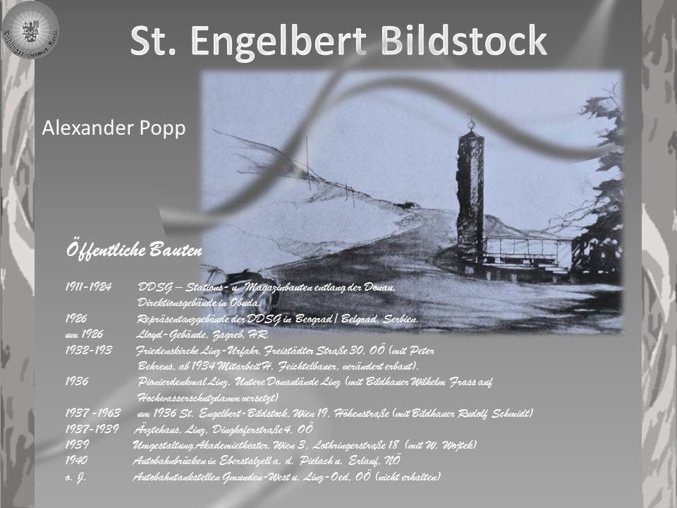 St. Engelbert Bildstock