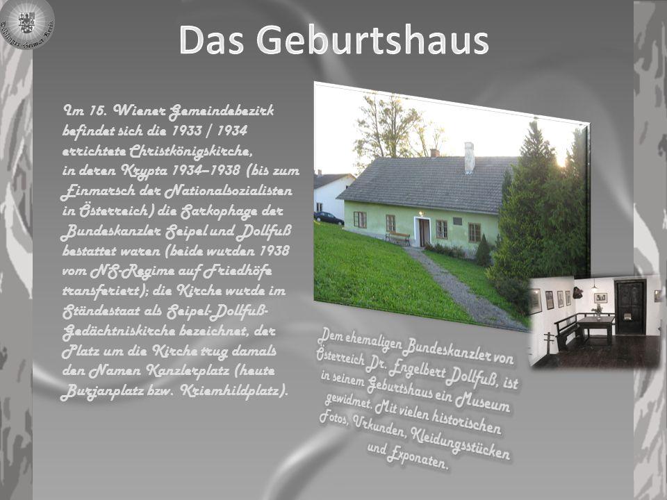 Das Geburtshaus