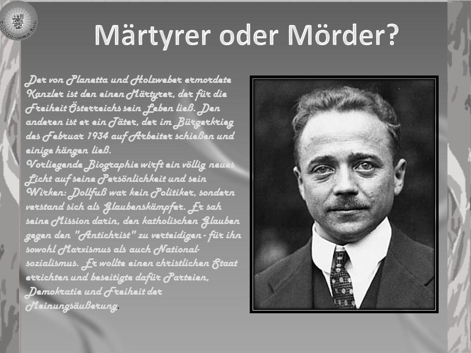 Märtyrer oder Mörder