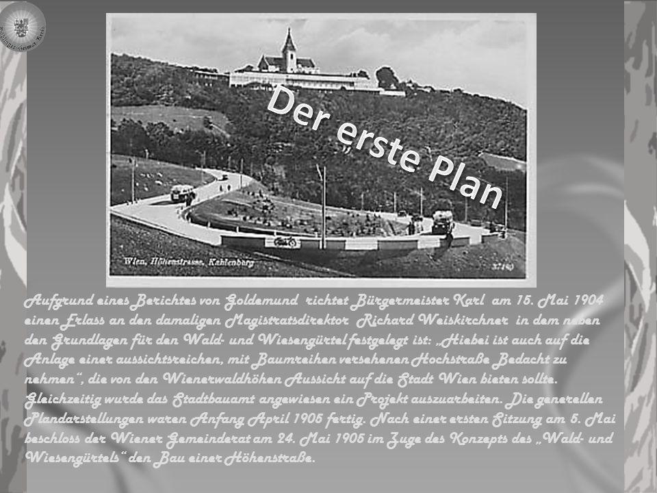 Der erste Plan