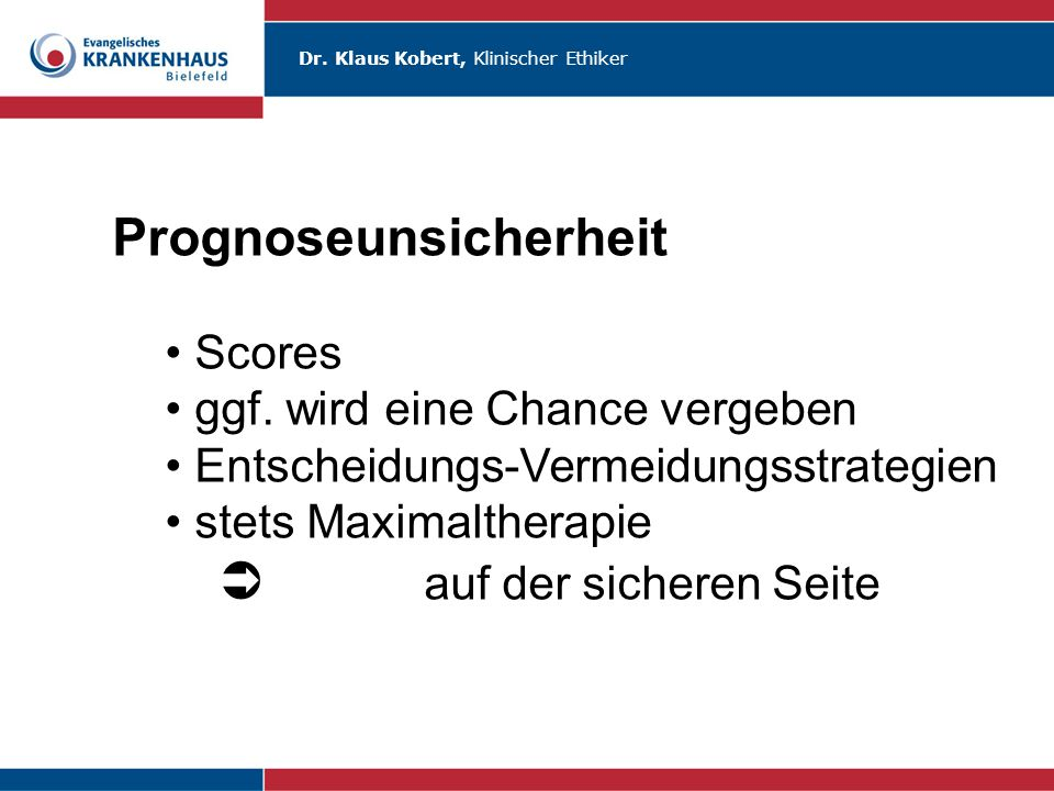 Prognoseunsicherheit