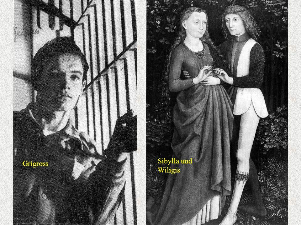 Sibylla und Wiligis Grigross
