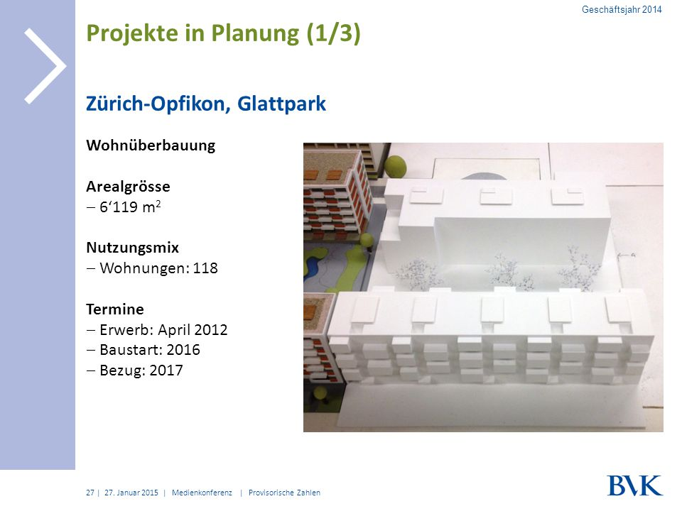 Projekte in Planung (1/3)