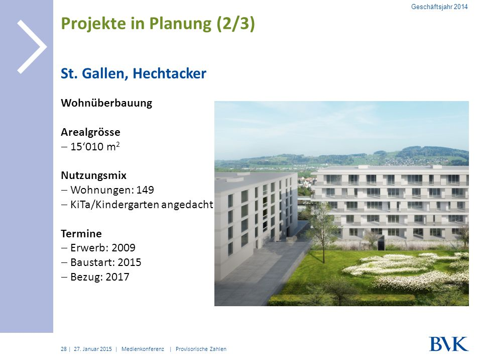 Projekte in Planung (2/3)