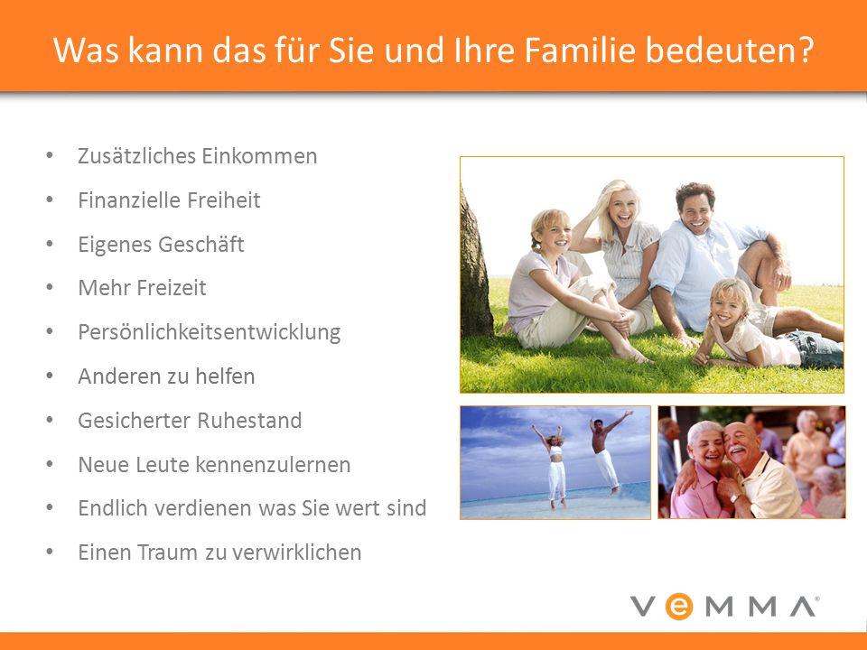 Was kann das für Sie und Ihre Familie bedeuten