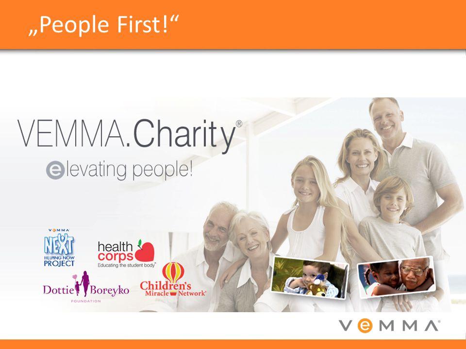 """""""People First! People First ist ein Leitsatz des Unternehmens welcher sich nicht nur im Geschäftsmodell sondern auch in."""