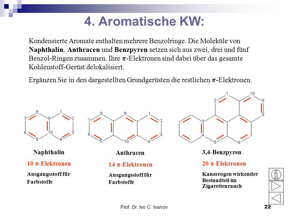 4. Aromatische KW: