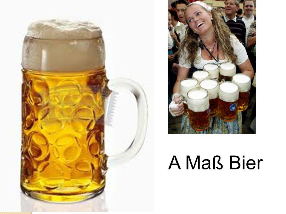 A Maß Bier