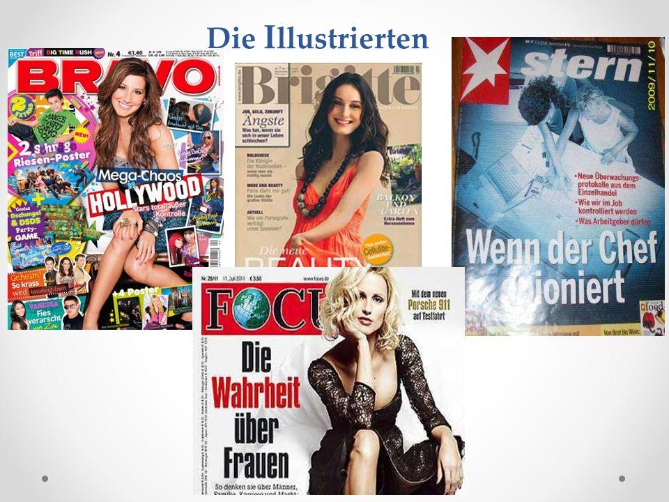 Die Illustrierten