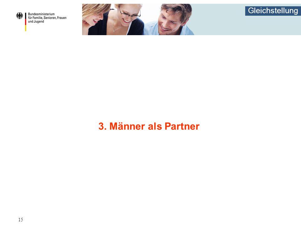 3. Männer als Partner