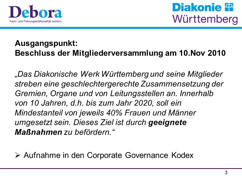 Ausgangspunkt: Beschluss der Mitgliederversammlung am 10.Nov 2010